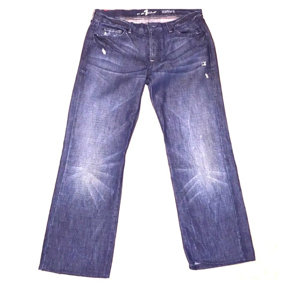 7 For All Mankind Other - 7 For All Mankind Jeans - (NWOT) 34 Waist